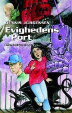 Drømmetjenerne #1: Evighedens port af Dennis Jürgensen. Den 1. bog i serien. Jeg tror til sidt på mellemtrinnet.