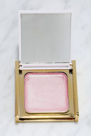 By O+S+L! All the beauty gurus will agree, that the Winky Lux Radiant Pink Light Box Strobe Cream Highlighter is a game changer! Slay your next look with this creamy, pink strobing balm that blends effortlessly for a perfect glow! Ingredients: Petrolatum, Hydrogenated Vegetable Oil, Ozokerite Tocopheryl Acetate, Wheat Germ Oil, Isopropylparaben Isobutylparaben, Butylparaben, Colorants.