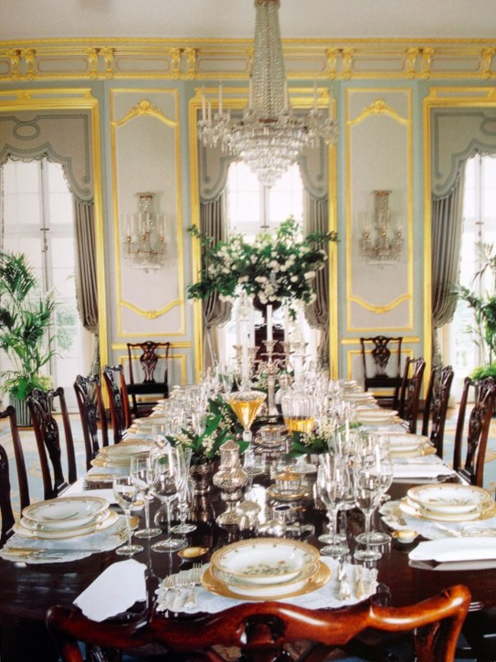 243 Best Regency American Empire Interiors Images On Pinterest Beauteous Ambassador Dining Room Baltimore Design Decoration