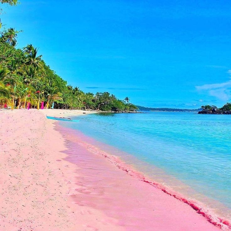 Philippines Beach: 4 Other Pink Beaches In The Philippines You Should Visit