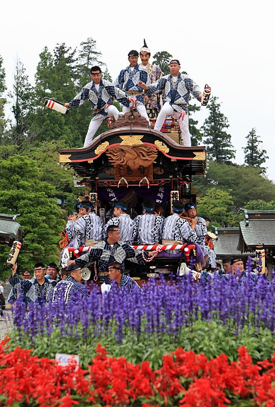 Narita Gion Festival, Japan : photo by bukitgolfb301