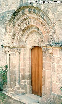 Puerta de Pexegueiro. Pontevedra. Galicia