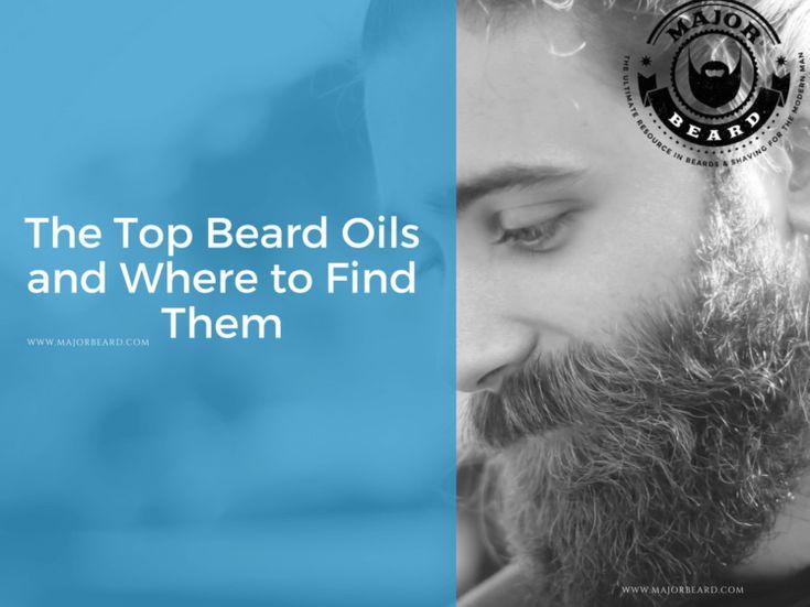 The Top 9 Best Beard Oils and Where to Find Them  https://www.majorbeard.com/beards/beard-conditioners/beard-oil/the-top-beard-oils-and-where-to-find-them/