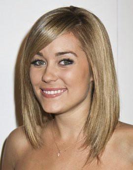 Medium-Bob-Hairstyle, dark blonde