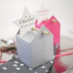 La dragée design : boites à dragées - personnalisations - faire-part