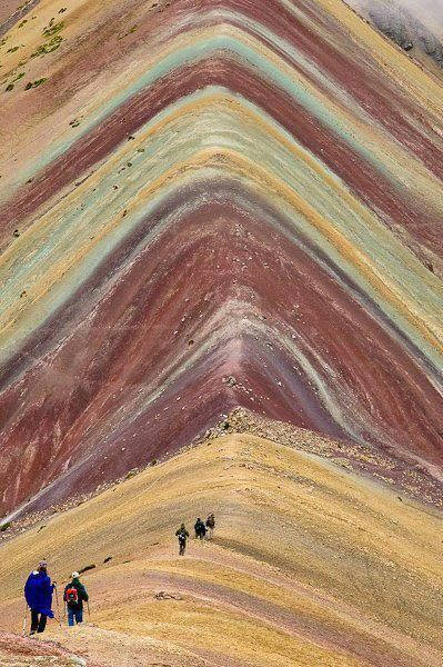 Ausangate mountain, Andes, Peru
