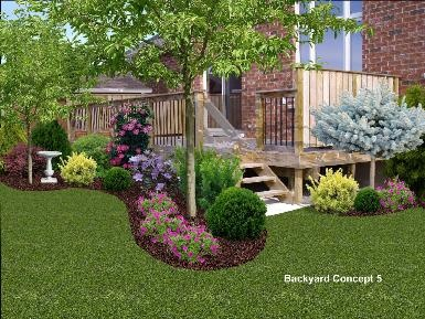 Garden Design and Landscaping - Trenton, Belleville, Brighton, Quinte West - The Garden Place