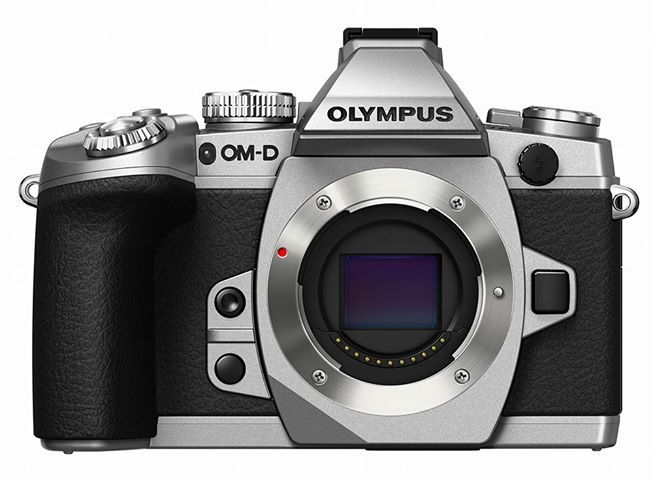 Nowy, srebrny Olympus OM-D E-M1!  Dowiedz się więcej: http://www.facebook.com/OlympusPolska