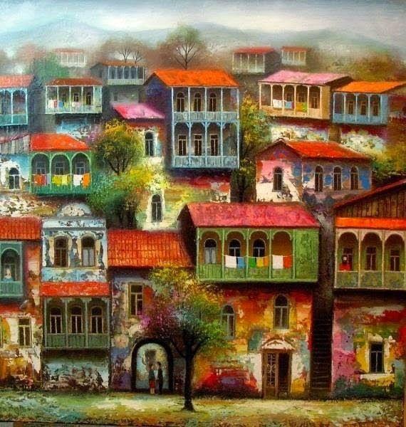 Art and Artist....World: DAVID MARTIASHVILI
