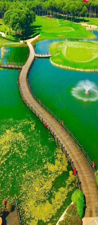 Sueno Golf Club ..Serik, Belek,  Antalya, Turkey