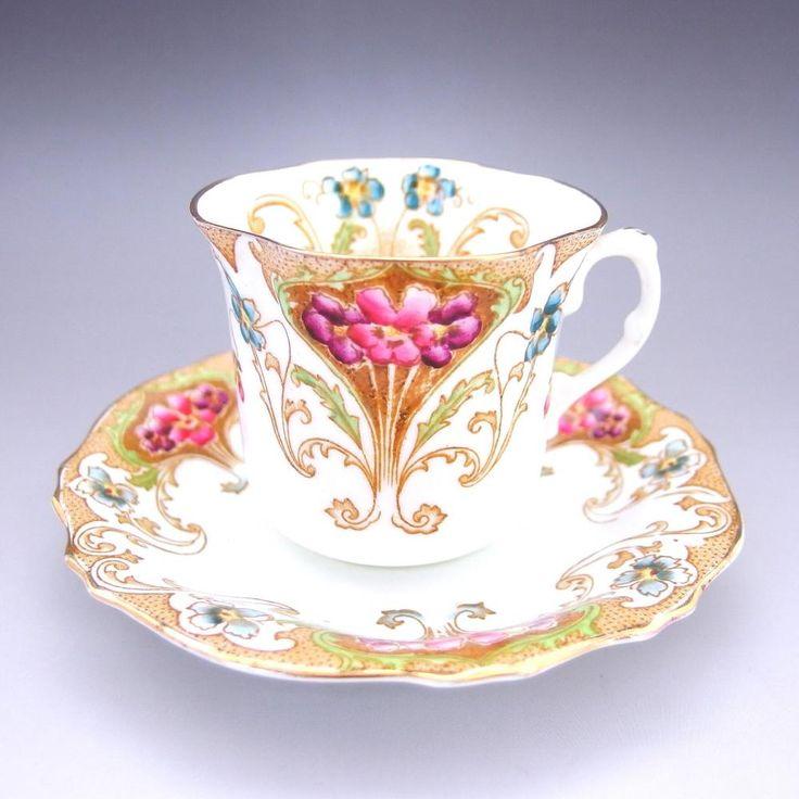 Šálek na kávu • malovaný porcelán
