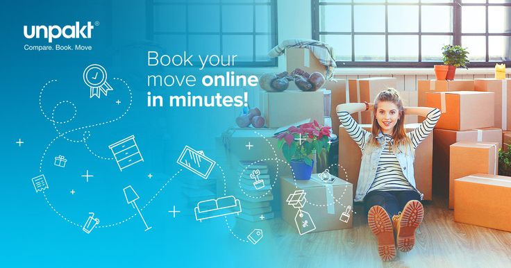 Unpakt lets you find the best moving companies, compare guaranteed prices in real time, check reviews, and book your move online immediately.