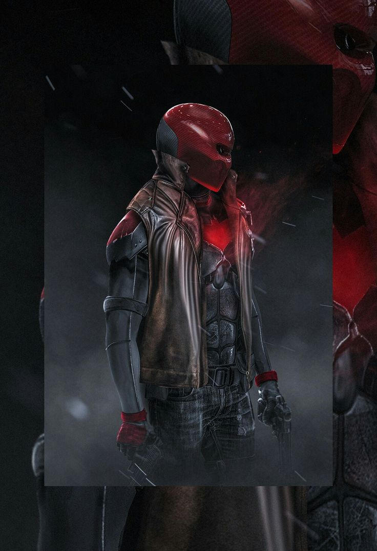 Make Your Own Live Wallpaper Iphone X Kode Lgx Red Hood Jason Todd Red Hood Red Hood Red
