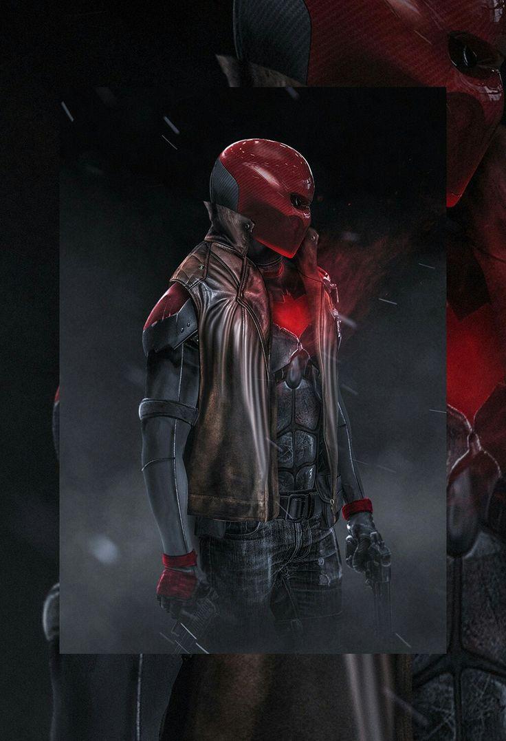 Hd Supreme Wallpaper Iphone X Kode Lgx Red Hood Jason Todd Red Hood Red Hood Red