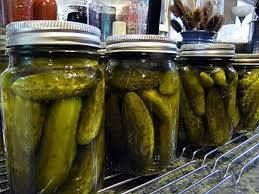 Gherkin Pickles - Nells Old Fashion Recipes