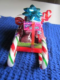 Inato lang Filipino Cuisine and More: CHRISTMAS CANDY SLEIGHS