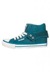 British Knights - ROCO - Sneakers hoog - turquoise