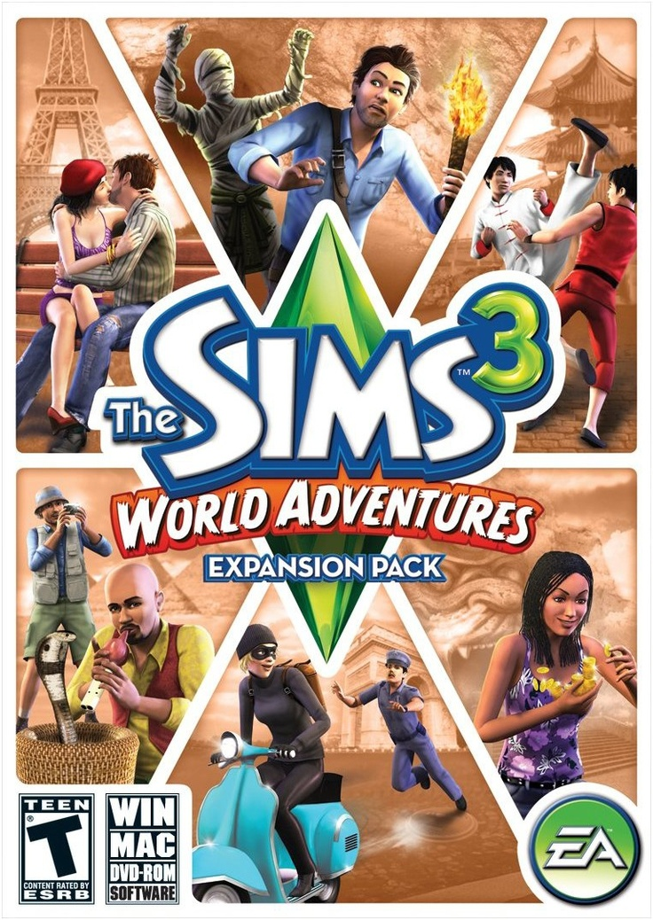 free  of the sims 3 game for pc