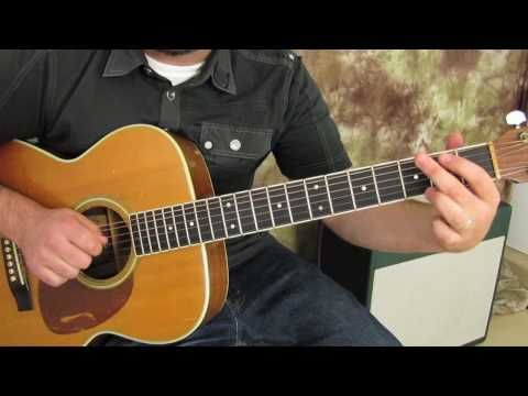 Led Zeppelin - Over the Hills and Far Away - Acoustic Guitar lesson - How to Play - YouTube
