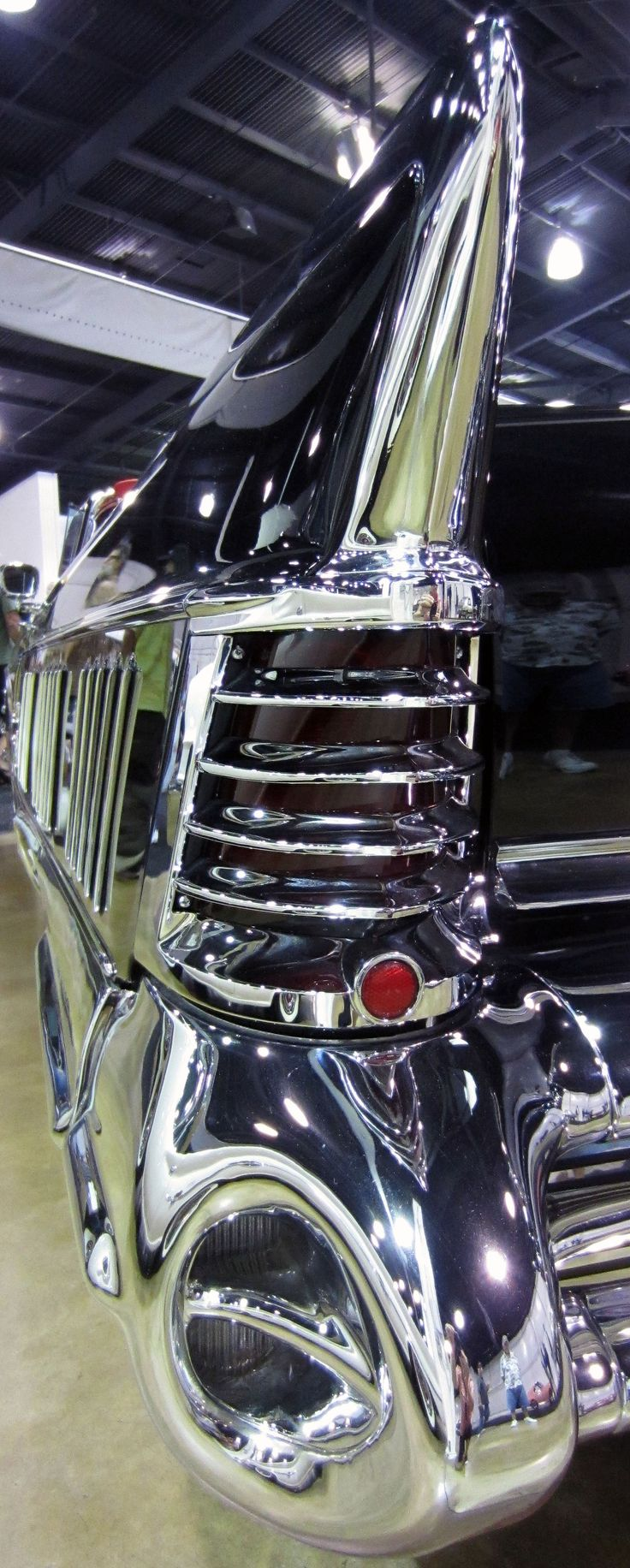 Barrett-Jackson Auction. Orange County, CA. 2012.