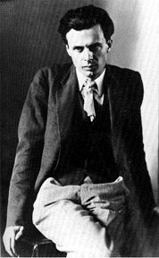 Aldous Huxley — author of the classic Brave New World, little-known children's book wordsmith,