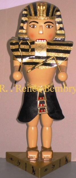 King Tut Nutcracker
