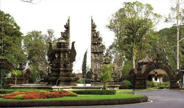Not Just in Bogor, this 4 Botanical Garden in Indonesia