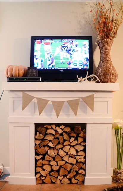diy fireplace mantel with instructions