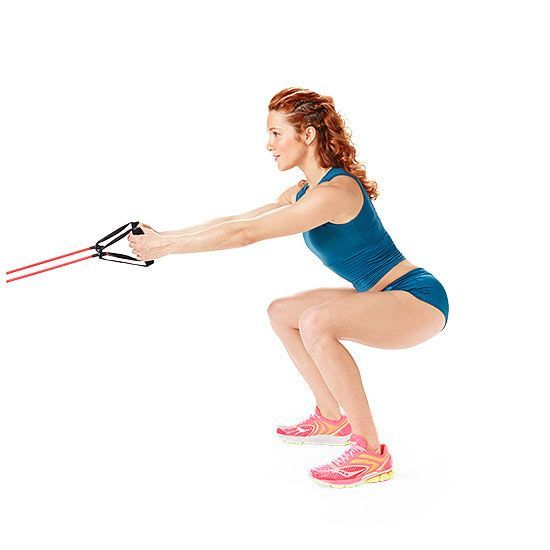 Firm, Baby, Firm: The Tone-Every-Inch Resistance Band