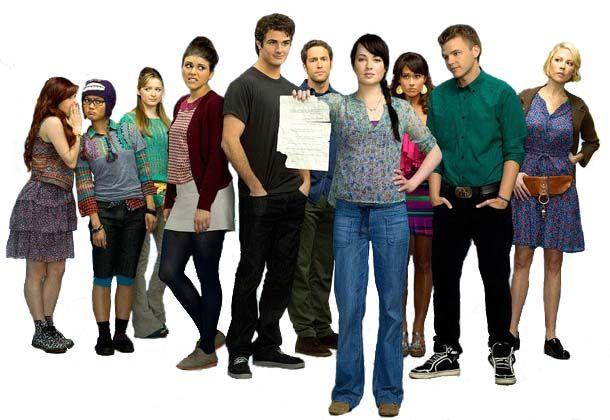 Awkward TV Show Cast