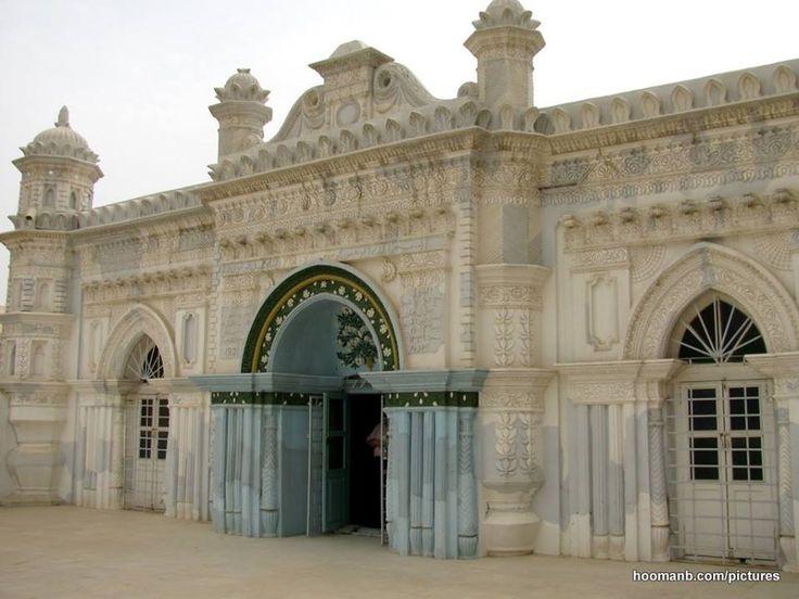 Rangooni's Indian mosque, Abadan, Khuzestan Province ...