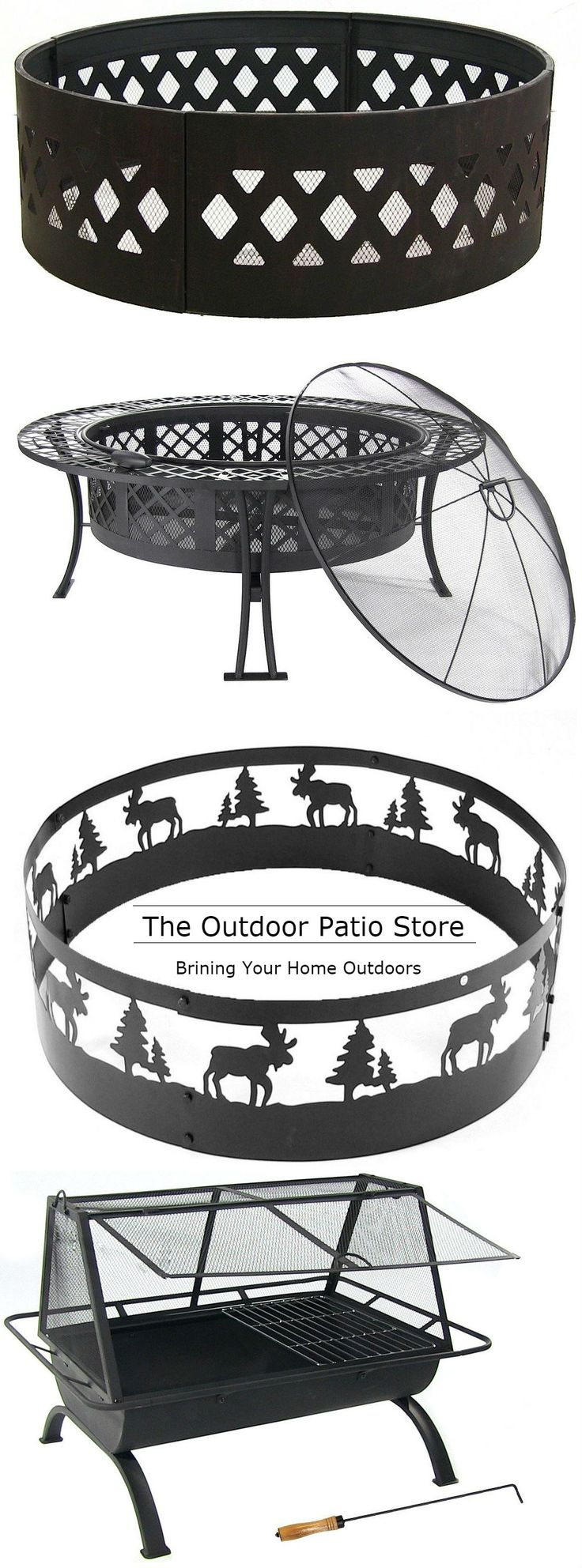 Trendy and Durable.  The Outdoor Patio Store