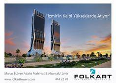 Folkart Towers 'Hayat Buna Değer'