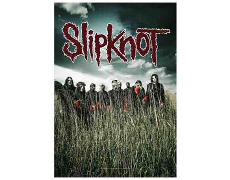 Slipknot - Tall Grass - Textile Door Poster Flag