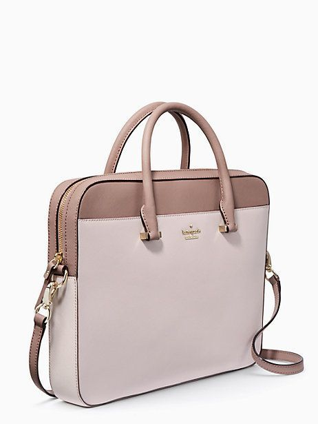 e99f389eb saffiano laptop bag | kate spade new york | //kate spade// in 2019 ...