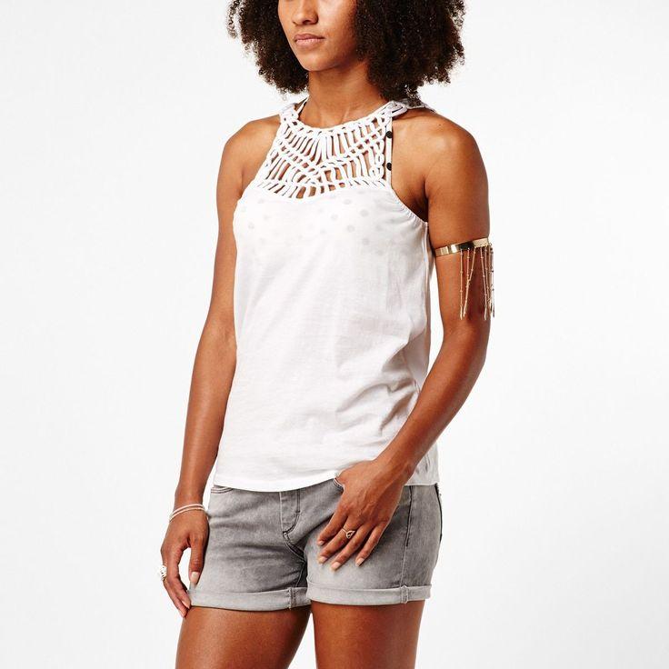 Camiseta Tirantes O'neill Even Tank Top #camiseta #oneill #verano #moda