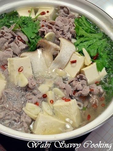 コストコのラム肉で作る!ハリハリ風モンゴリアン鍋 by アサヒさん ...