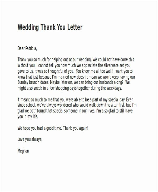Thank You Letter To Sponsors After Event Inspirational Wedding Thank You Speech Examples In 2020 Thank You Note Template Thank You Letter Thank You Card Wording