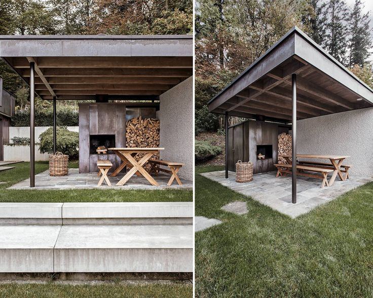 Modern balcony, veranda & terrace by meier architekten