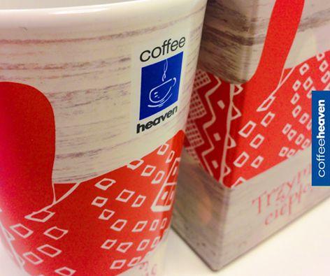 Teraz w coffeeheaven przy zakupie kawy M lub L możecie kupić kubek ceramiczny z zimowych kolekcji w promocyjnej cenie 12 pln. Polecamy pod choinkę.