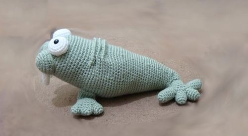 17 Best images about Water Mammal Crochet Patterns on ...
