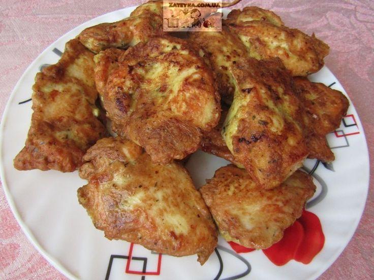 Куриное филе в особом кляре - Простые рецепты Овкусе.ру