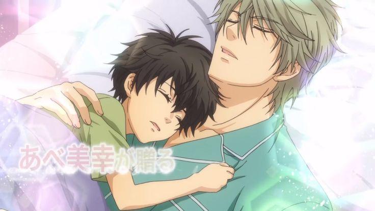 Anuncio para televisión del Anime Super Lovers.
