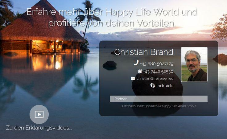 Hol Dir das Schlüsselfertige Business kostenlos. Gute Reise - Beste Preise. Alle sparen - Alle verdienen - Alle sind Happy !!!