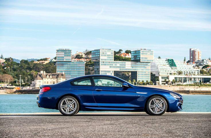 BMW 6 Serisi Coupé ile her zaman dikkat çekeceksiniz.