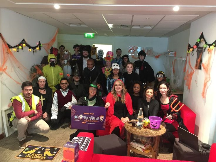 Vizor Software participates in Trick of Treat for Temple St. Children's charity 2016