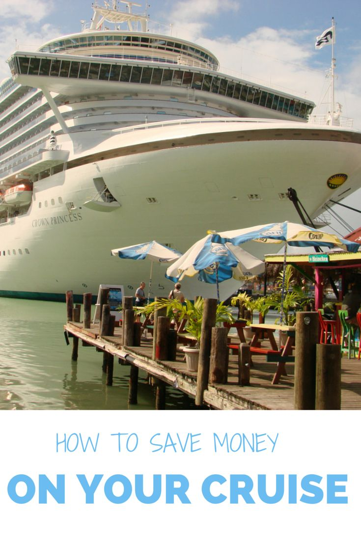 Top tips for saving money on a #cruise- including why you shouldn't go on the ship excursions. #travel #Caribbean
