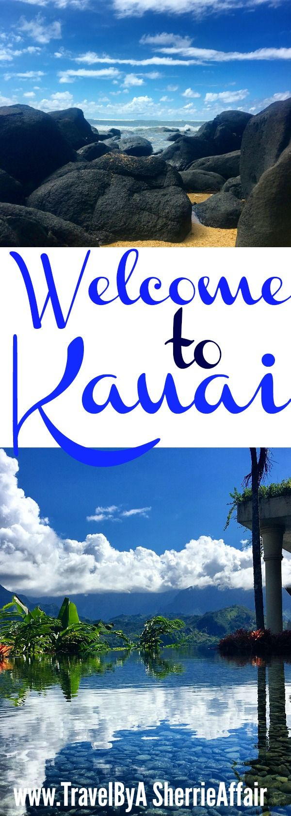 Kauai Hawaii!!! Yes it is beautiful, gorgeous, beaches are amazing, gardens, canyons, small towns, great food, tours, boating, snorkeling, surfing!