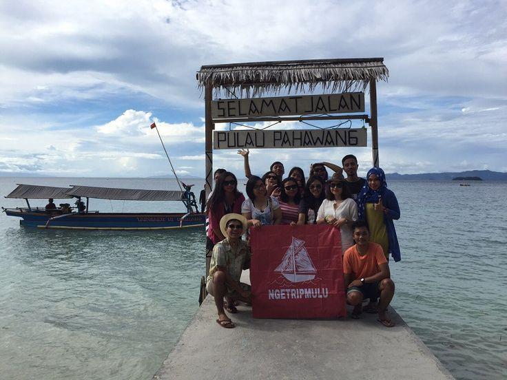 Wisata Pahawang, Wisata Favorit Teluk Lampung