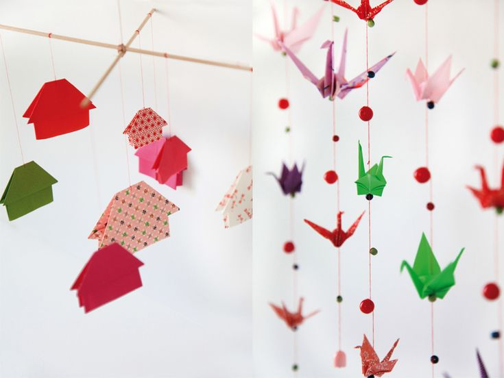 Griottes  Atelier d'Origami